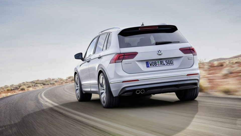 Volkswagen looks to take on the competitive compact SUV market head on with its new Tiguan, the brand's most important new model.