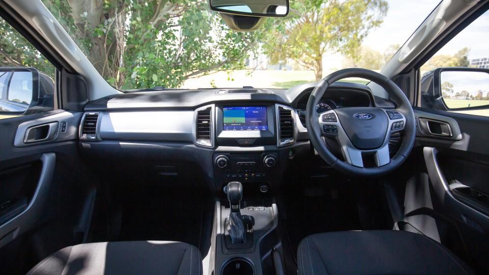 2020 Ford Ranger XLT Hi-Rider 4×2 review-0