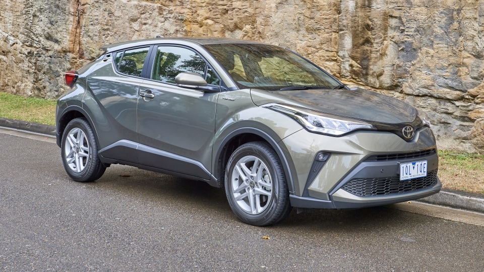 Family Review: Toyota C-HR base 2WD