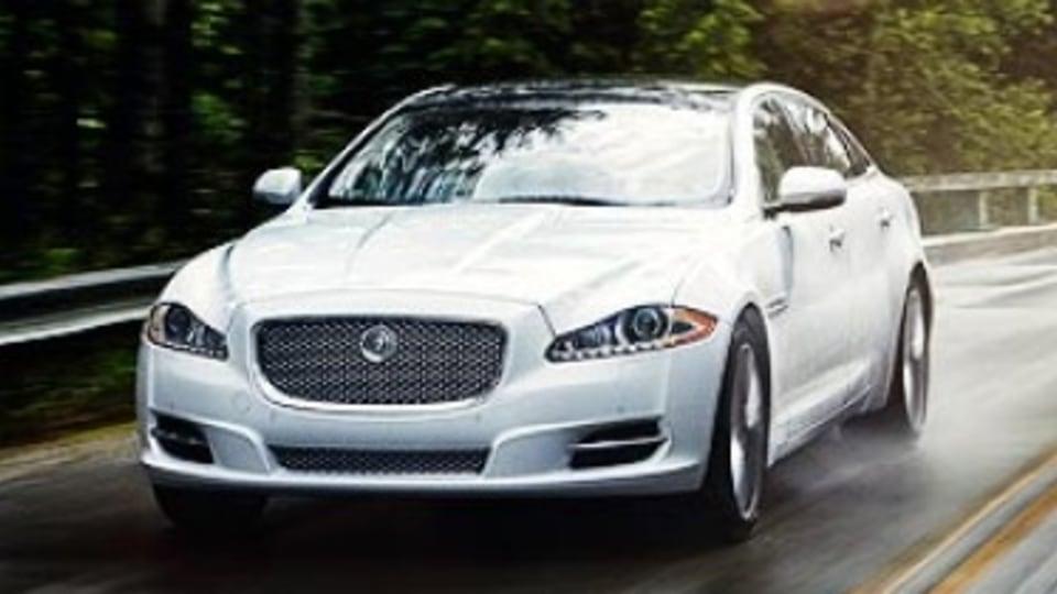 First drive: Jaguar XJ