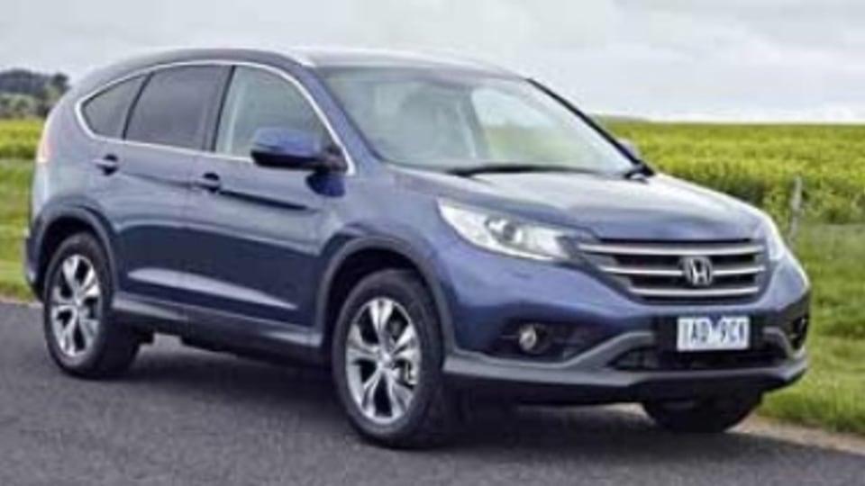Honda CR-V DTi-L new car review
