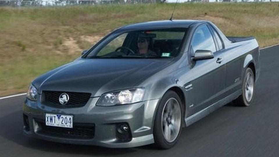 Holden SS ute