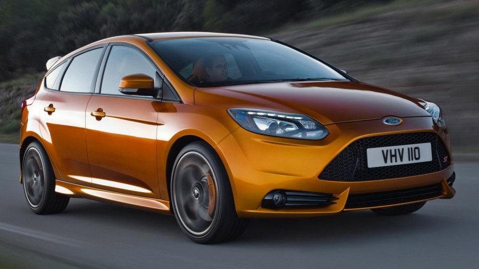 2012 Ford Focus To Forego Three-door Style