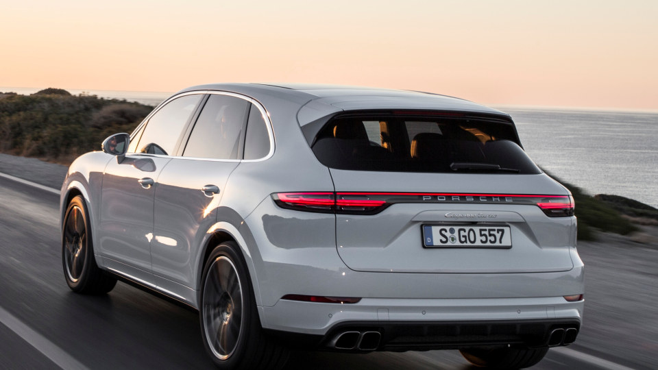 Porsche's flagship SUV remains athletic on the road.