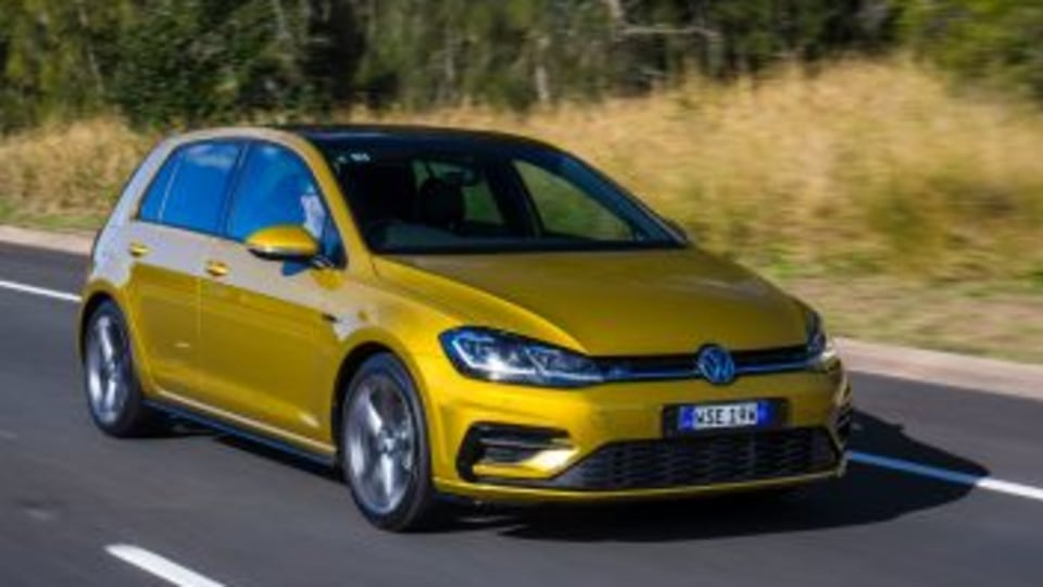 Small car comparison: Volkswagen Golf