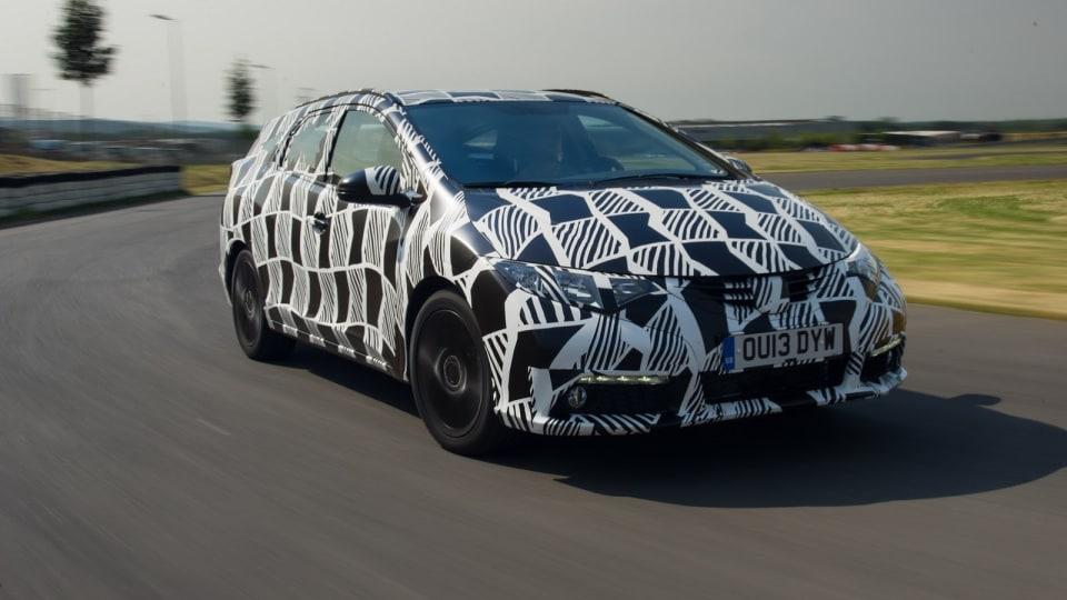 Honda Civic Tourer, Civic Facelift Confirmed For Frankfurt Motor Show