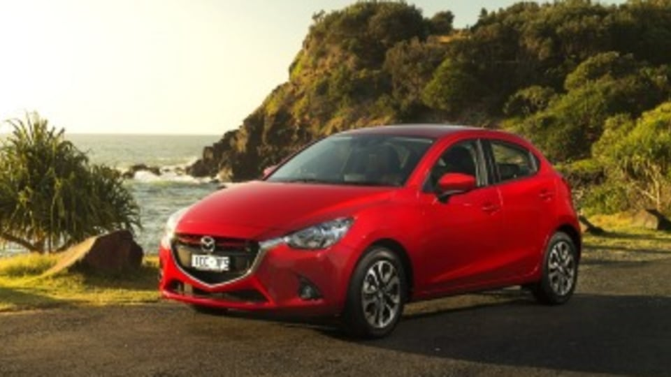 The Mazda2 doesn't do a lot wrong and looks good inside and out.