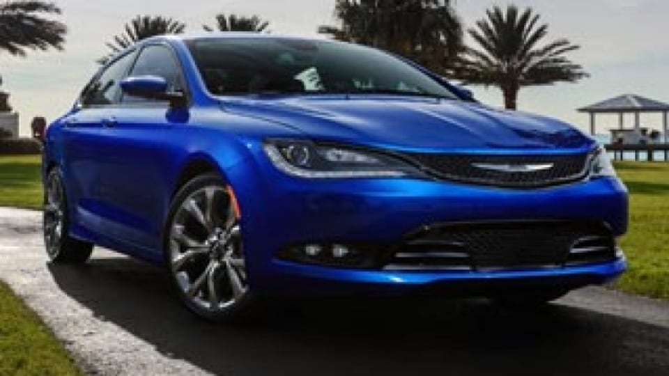 Chrysler 200 not for Oz