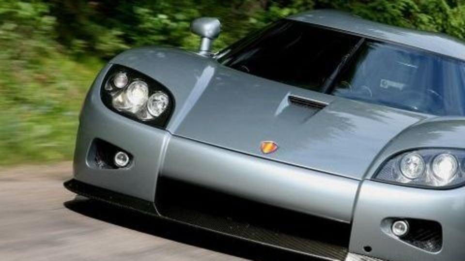 Koenigsegg 700 bhp Four-Door Supercar on the Way?