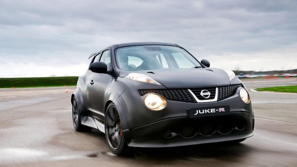 Nissan Juke-R.
