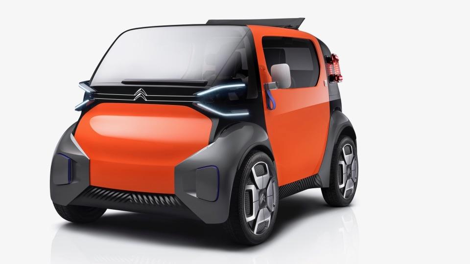 Citroen's 2CV for the 21st century