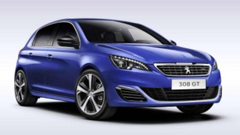 Warm hatches on the way for Peugeot