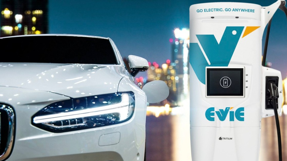 New plan to expand Australia's electric-car charging network