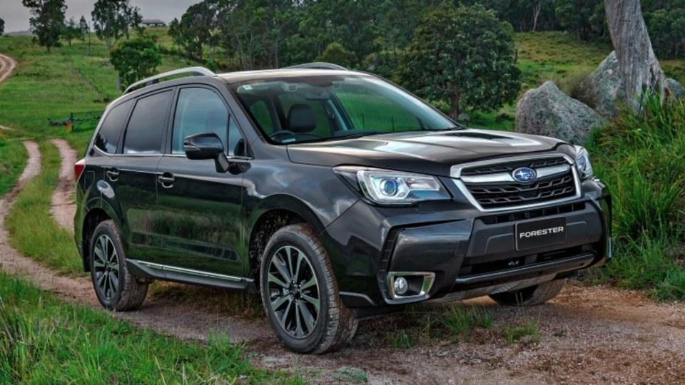 2016 Subaru Forester XT Premium.