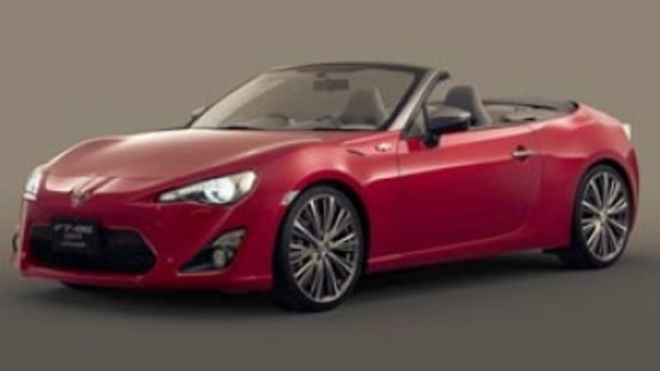 New convertibles of 2014