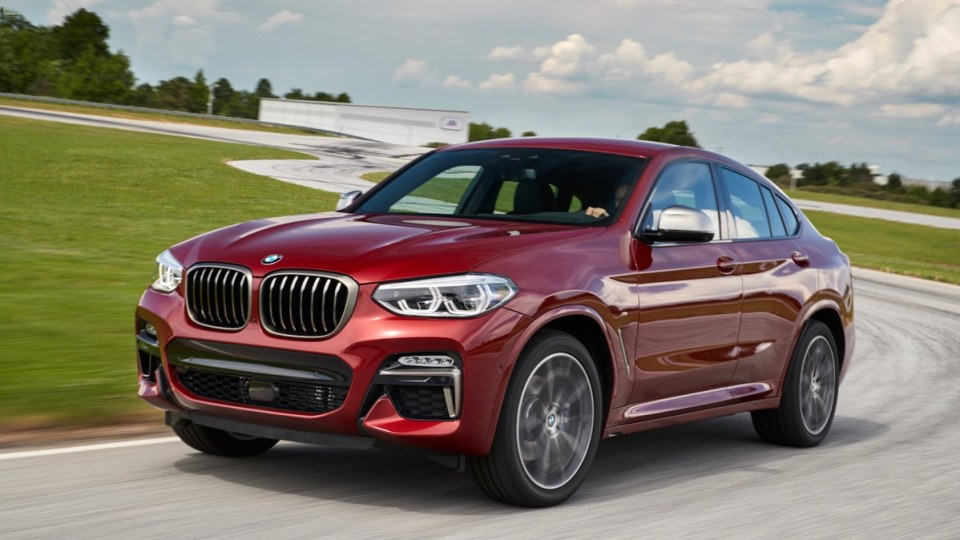 BMW X4 2019: Pricing and specifications
