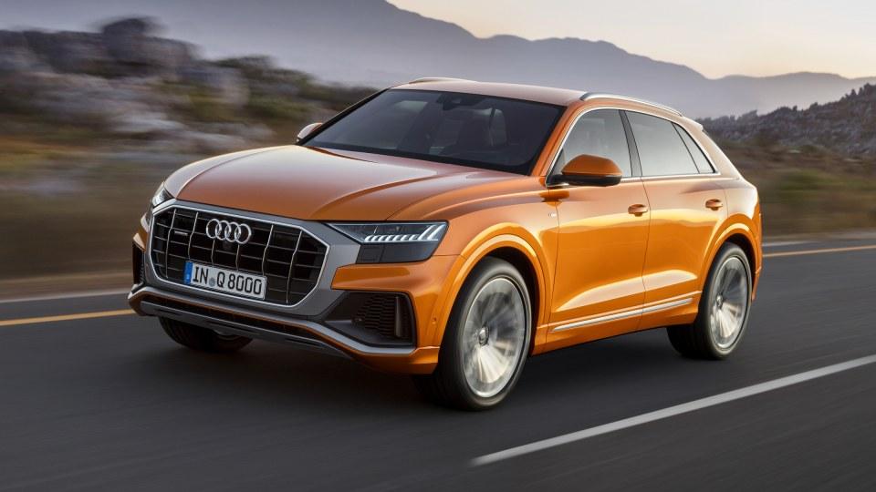 Audi debuts new Q8 flagship SUV