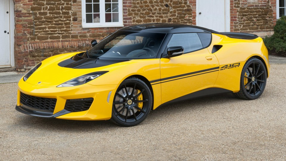 Geely Considers Shifting Lotus Production To China