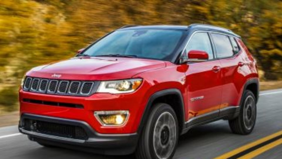 2017 Jeep Compass first drive review