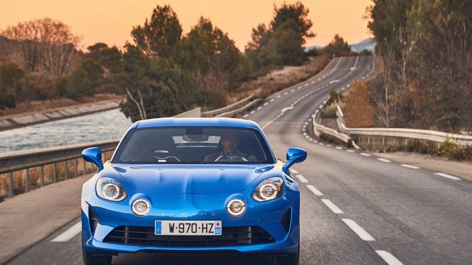 2018 Renault Alpine A110