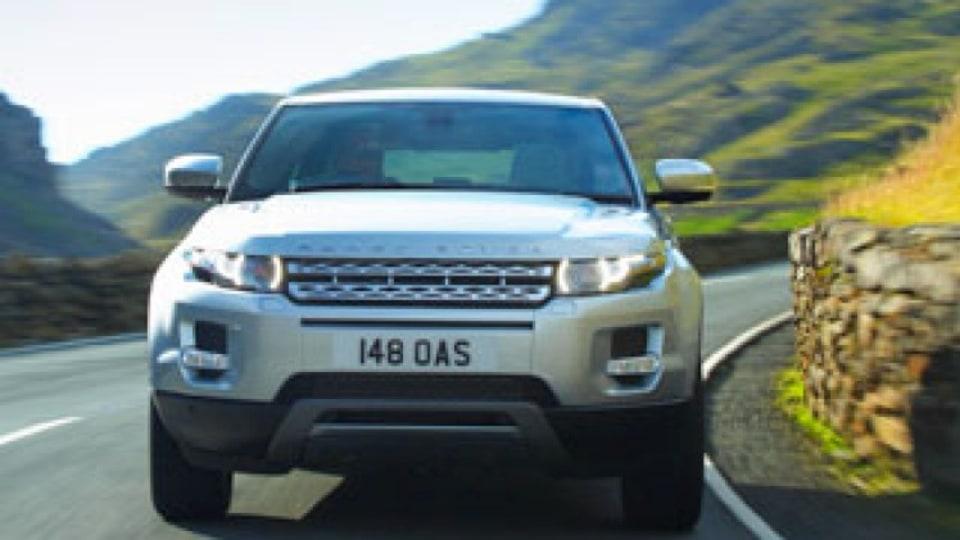 Quick spin: Range Rover Evoque