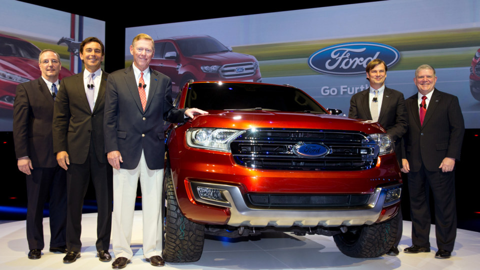 Ford CEO Alan Mulally Commits To Australian Ford Engineering Role