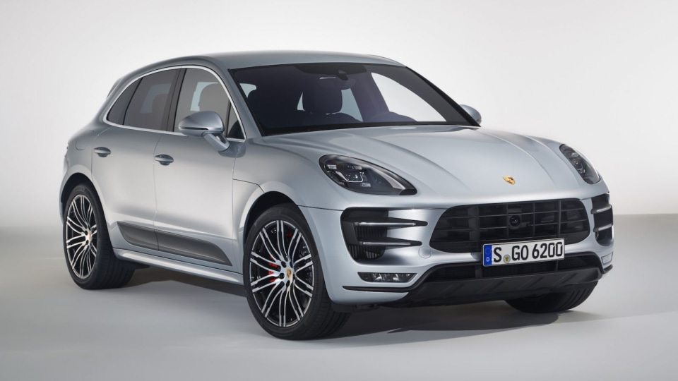 Porsche Macan Turbo With Performance Package Tops Australian Line-Up