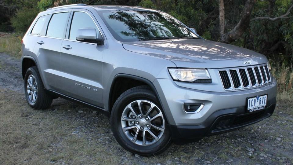 2014 Jeep Grand Cherokee Review: Laredo 4WD Diesel