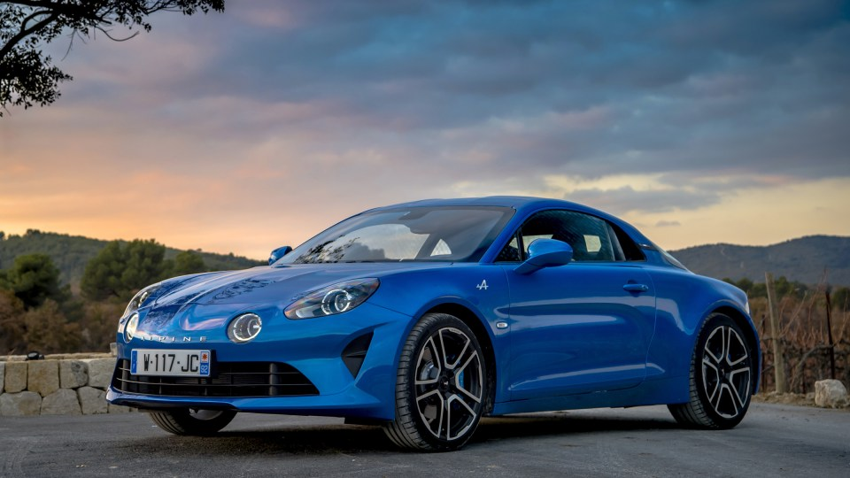 Renault reveals Alpine sub-$100k price tag