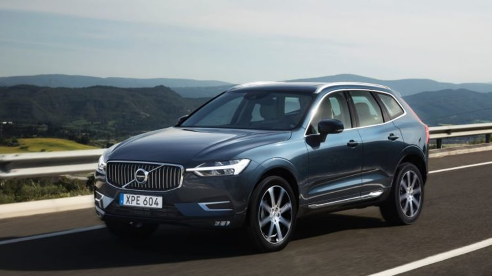 Volvo's new XC60 is the most important model in the range.