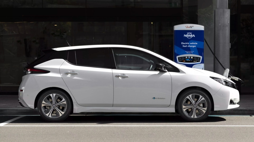 Drive 2018 Best Green Innovation NRMA Electric Vehicle Fast Charging Network