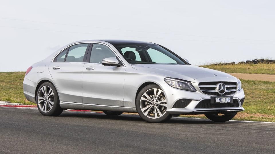 Drive 2018 Best Luxury Car Under $80k Mercedes Benz C200