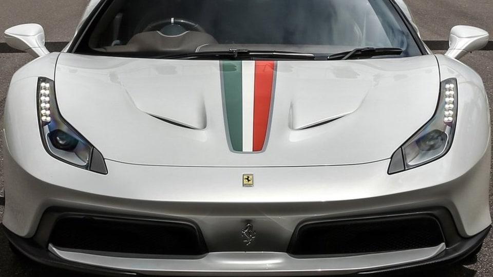 2016 Ferrari 458 MM