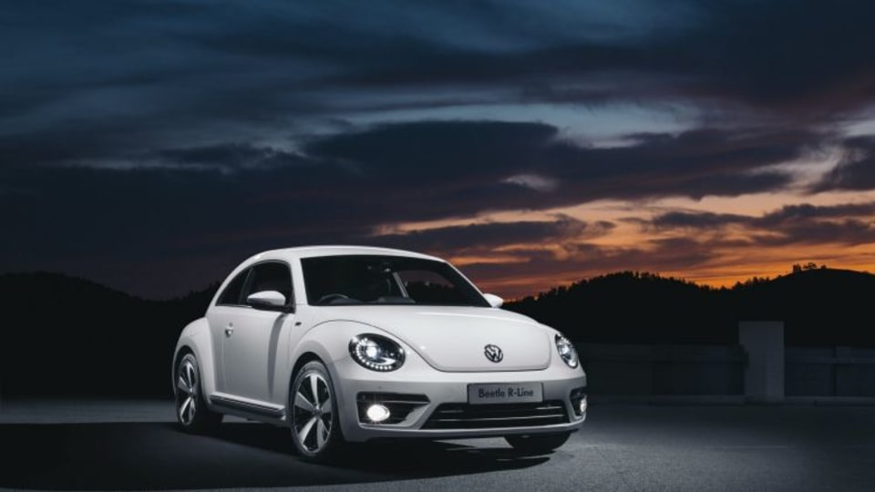 She says, he says: Volkswagen Beetle R-Line