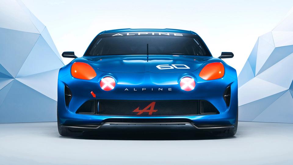 Alpine Sports Car Set For February Reveal