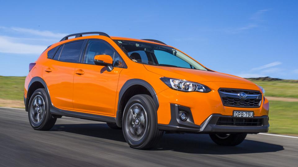 2017 Drive Car of the Year finalist: Subaru XV 2.0i-L.