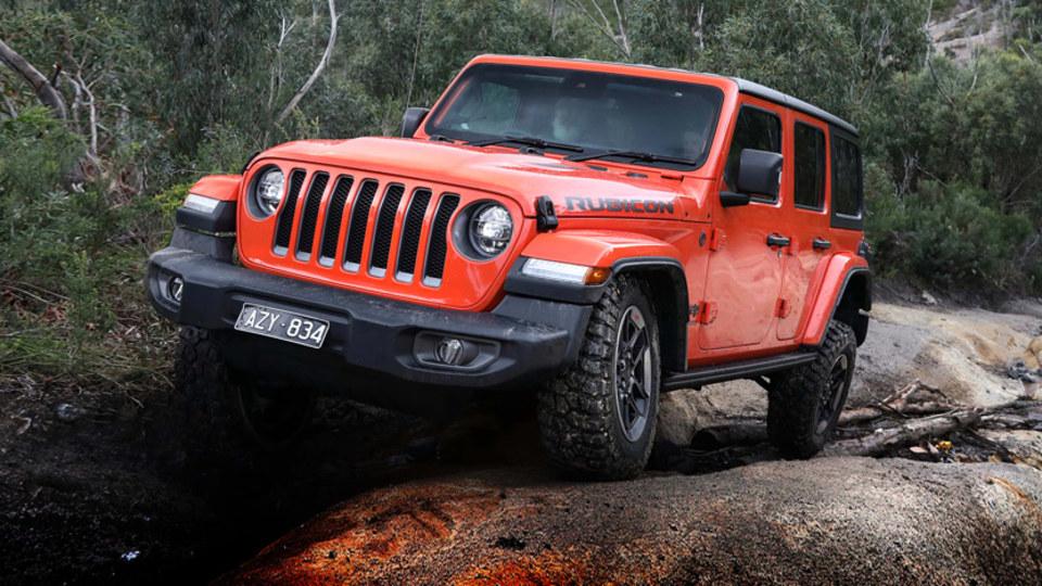 2019 Jeep Wrangler review: Rubicon