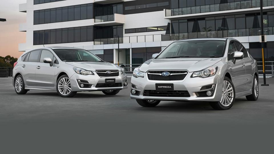 Subaru Impreza: 2015 Price And Features For Australia