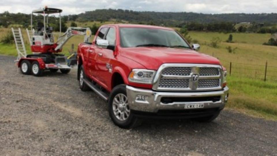 Ram 2500 Laramie: The Ultimate Tow Truck