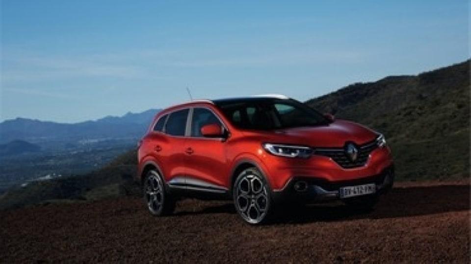 Renault's Kadjar SUV will be formally unveiled at the Geneva motor show.