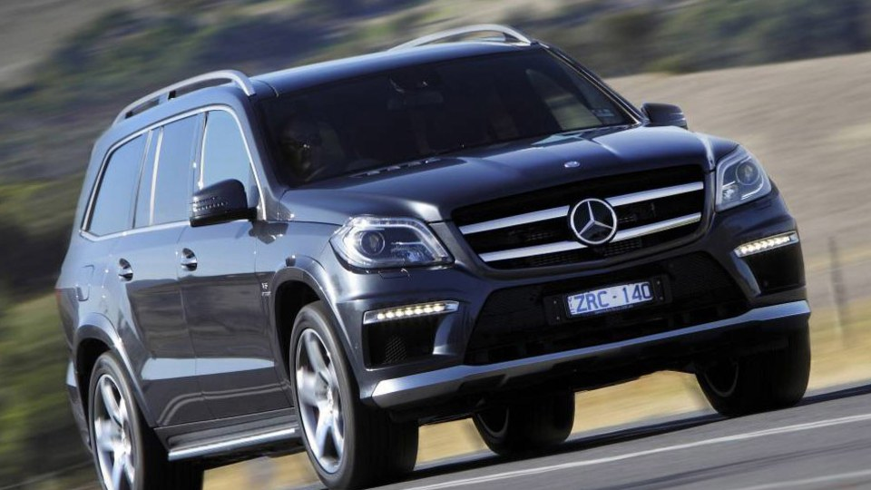 Mercedes-Benz GL-Class: 2015 Pricing And Features For Australia