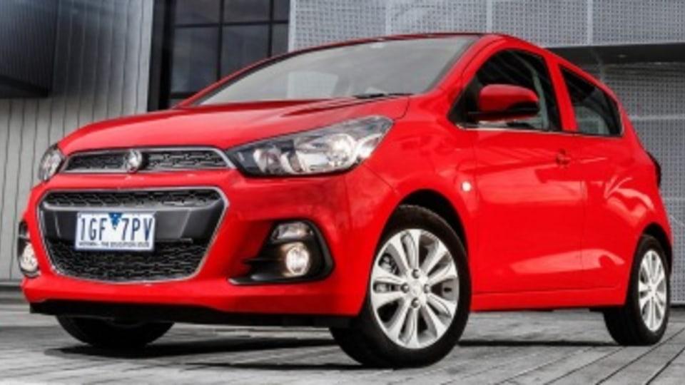 Holden Spark pricing revealed