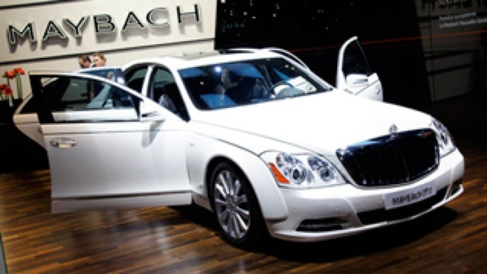 Maybach to continue ... for now