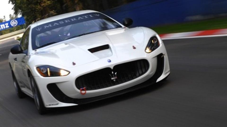 Maserati GranTurismo MC Corse Revealed