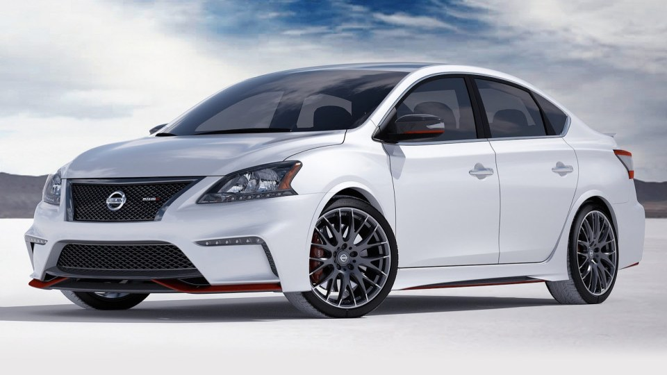 Nissan Pulsar May Step-In For Altima In Supercars Series