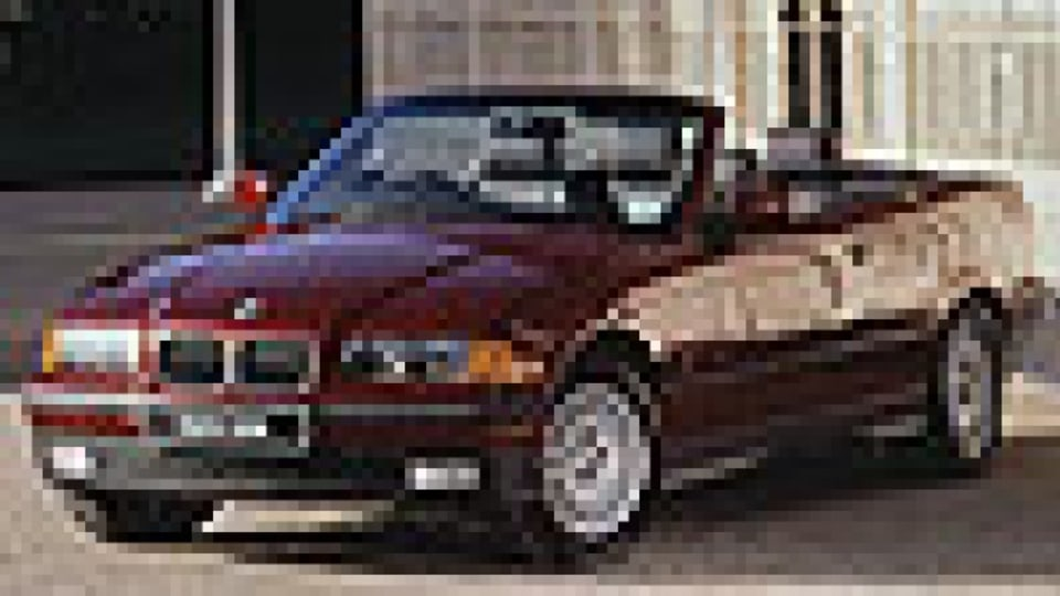 Used car review: BMW 328i Convertible 1998-2000