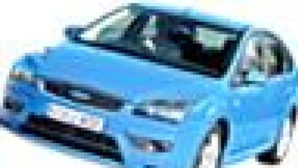 Ford Focus Zetec hatchback