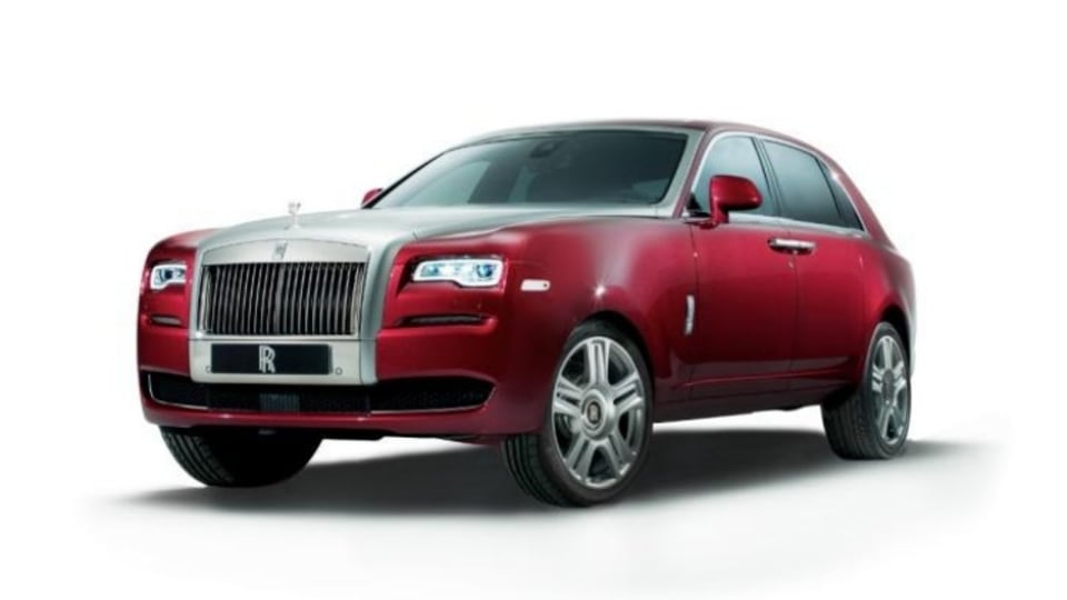 An artist's impression of what the future Rolls-Royce SUV may look like.