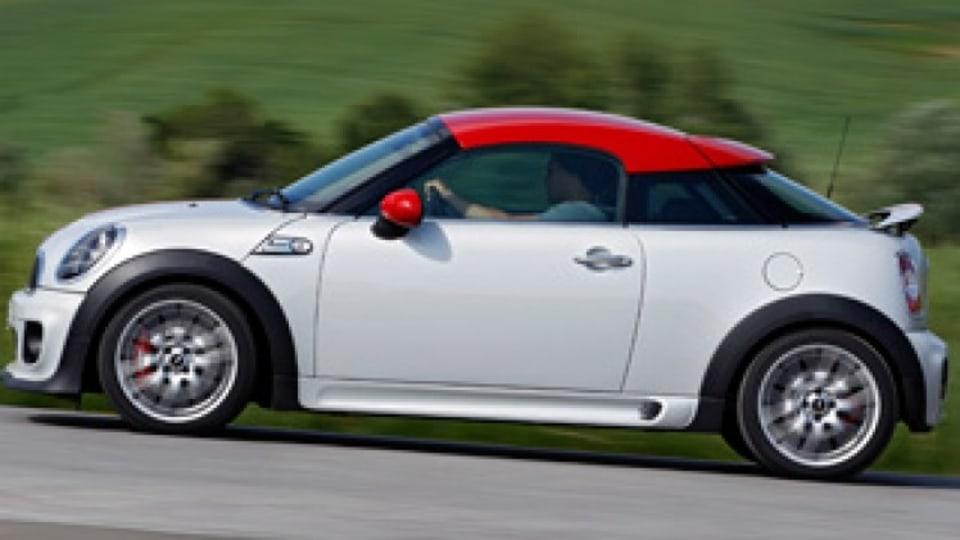 The fastest Mini: revealed