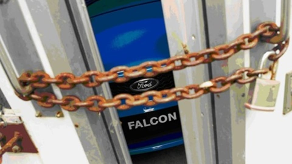 Falcon Or Taurus? Nothing New In Mulally's Words